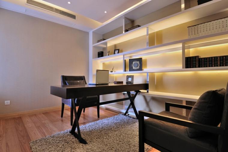 Conception de bureaux modernes