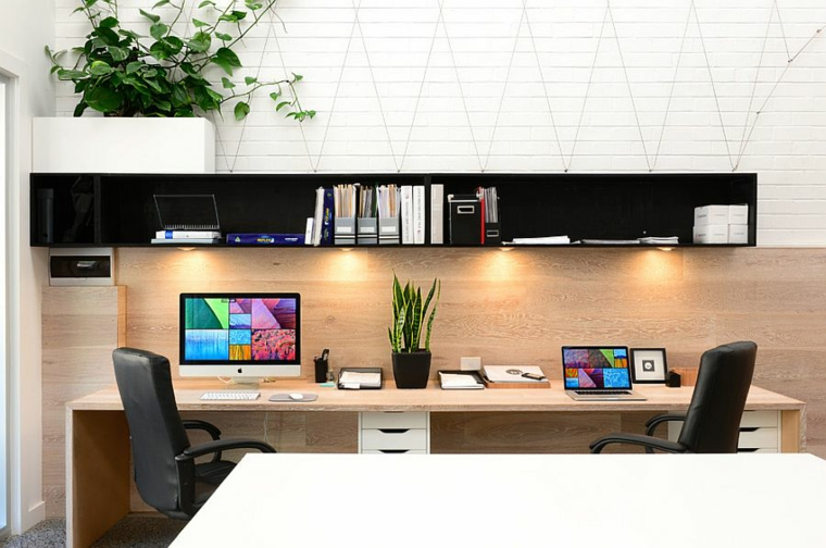 tables de bureau design modernes