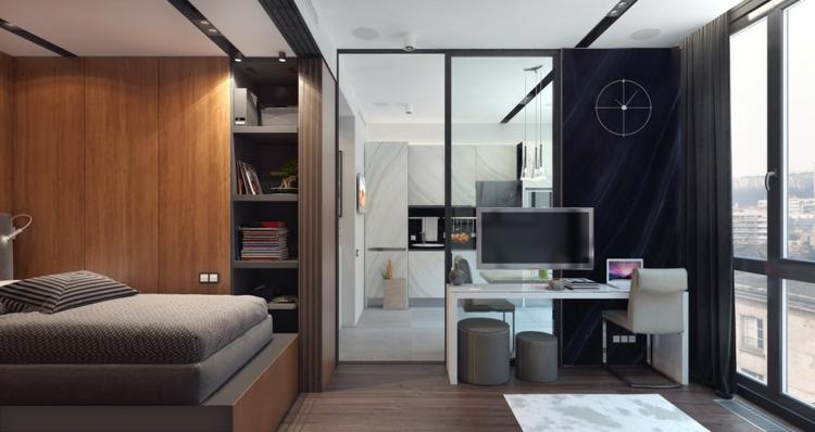 appartements espace horloges coussins épices cristaux