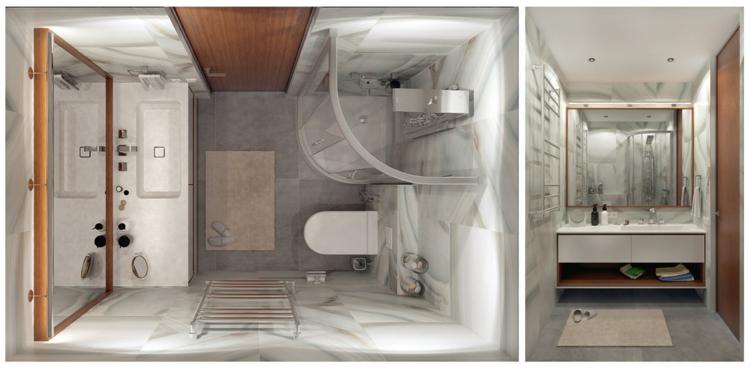 appartements espace séminaires sangles salles de bains