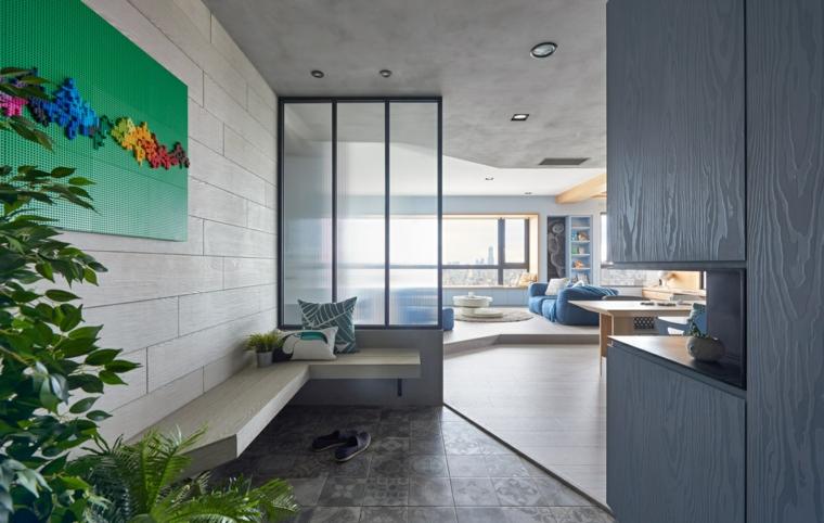 meubles de salon de conception moderne
