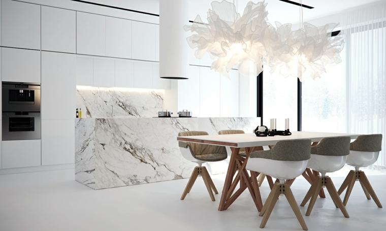 lignes de bois de marbre de conception de couleur blanche