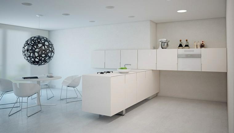 salles à manger modernes de style btellas en métal
