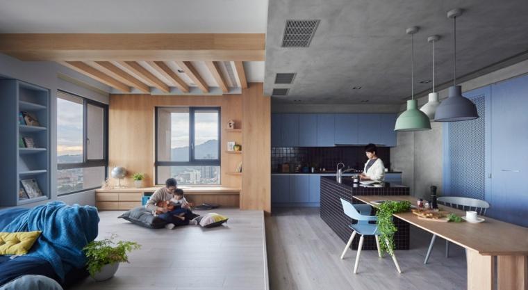 conception d'appartement de luxe moderne
