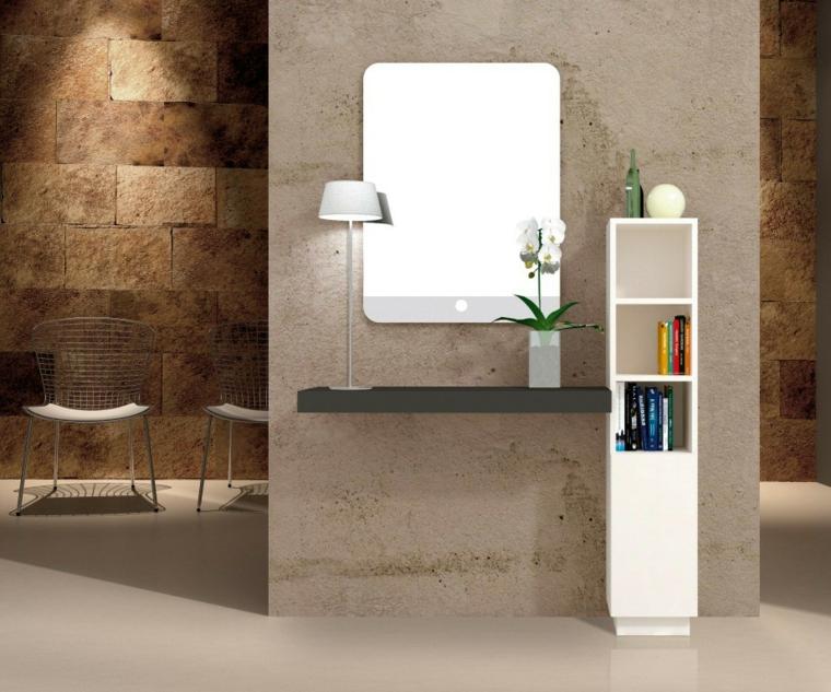 couloirs-lumières-espaces modernes simples