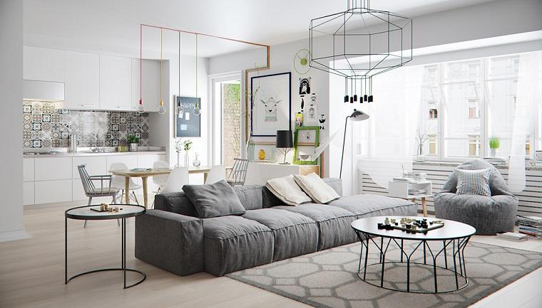 options appartements spacieux détails nordiques idées