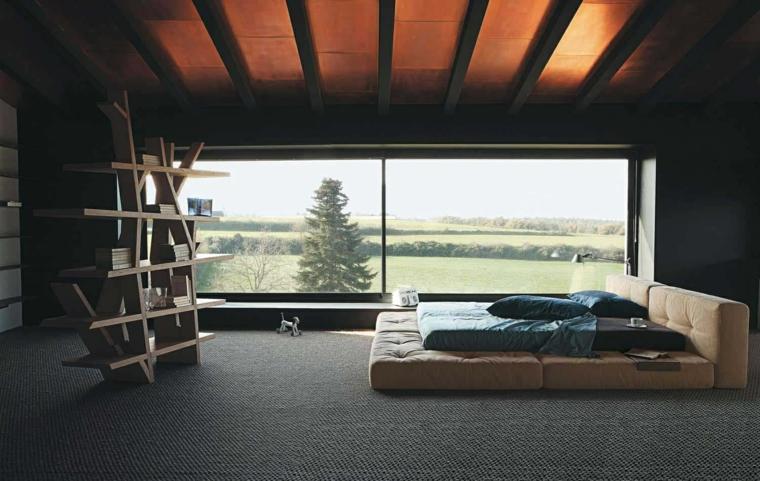intérieur de lits japonais