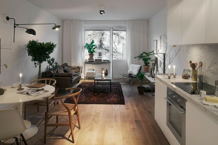 petit appartement stockholm suède idées de design moderne