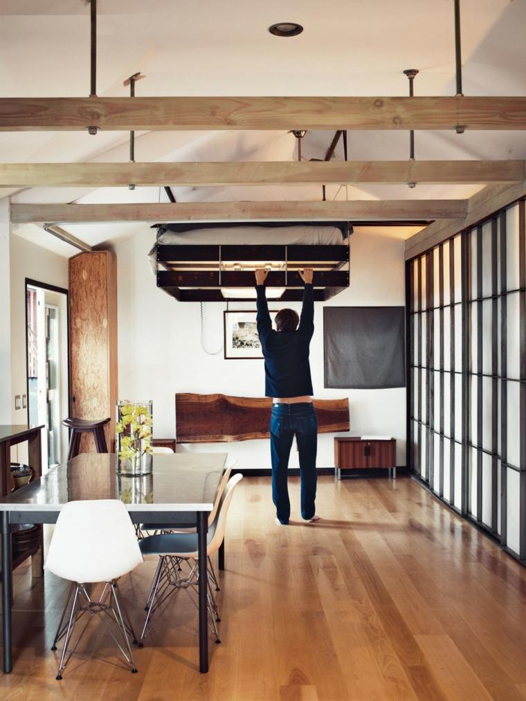 décoration maison petit appartement hollywood californie idées