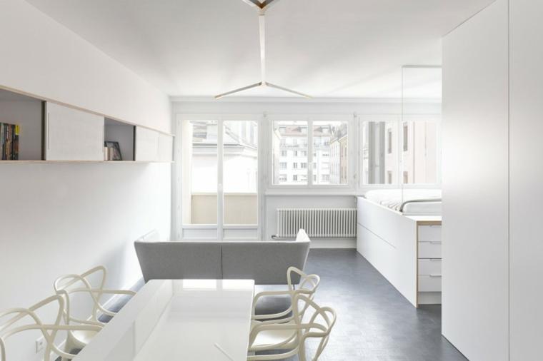 décoration maison petit appartement genève suède