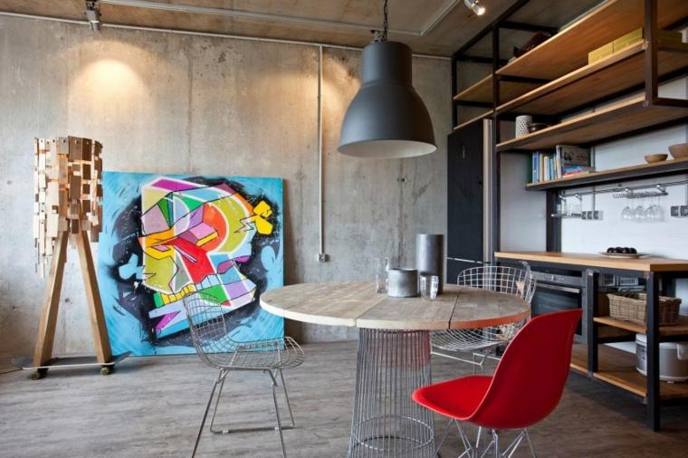 petit appartement conçu par Studio Odnushechka ideas