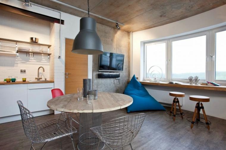 petit appartement conçu par Studio Odnushechka Ukraine ideas