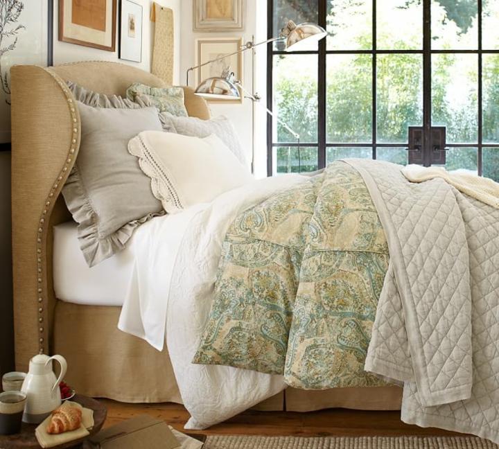 idées pour les chambres modernes options de lit originales