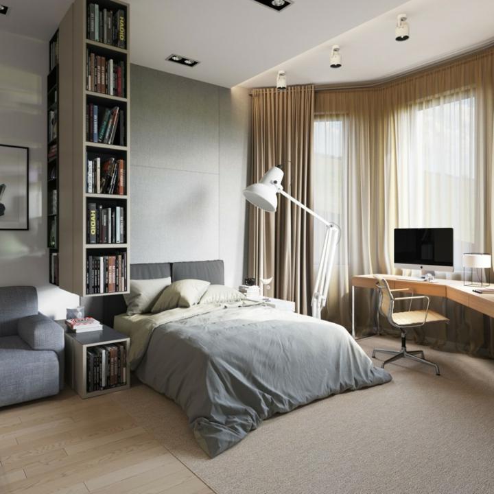 Idées de conception d'appartements S&T Architects Ukraine