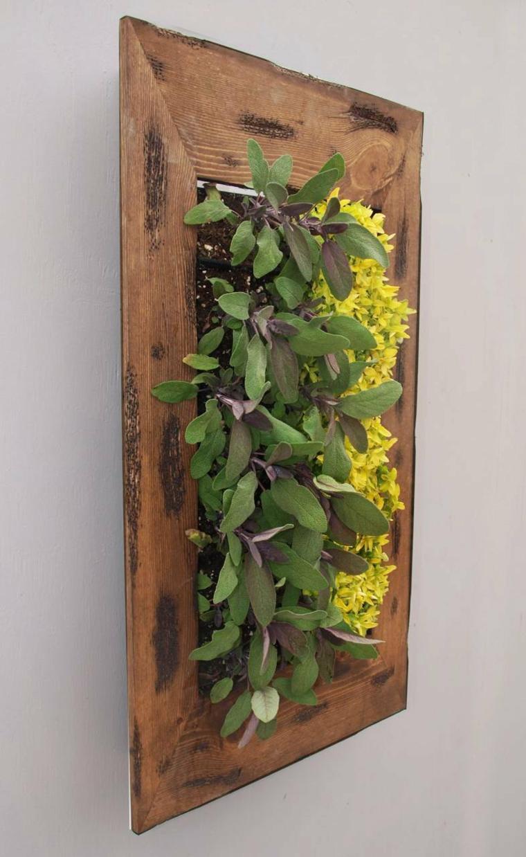 photo à la maison plantes décorées