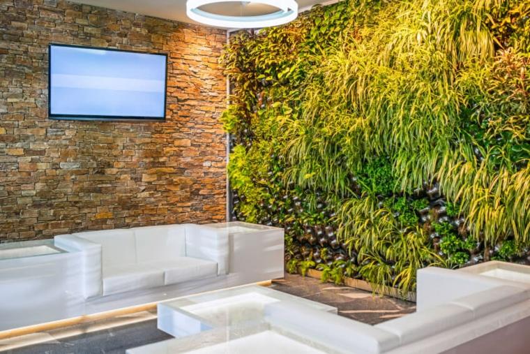 décoration intérieure de style moderne