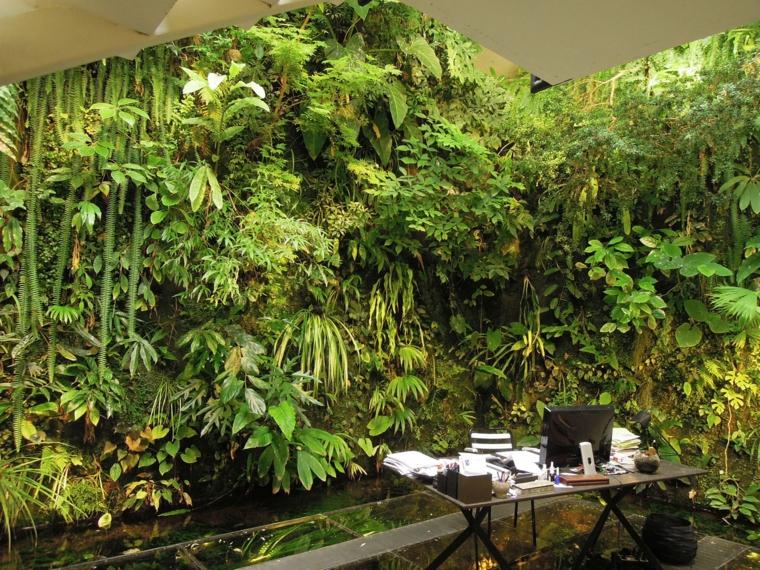 plantes de la jungle design d'intérieur