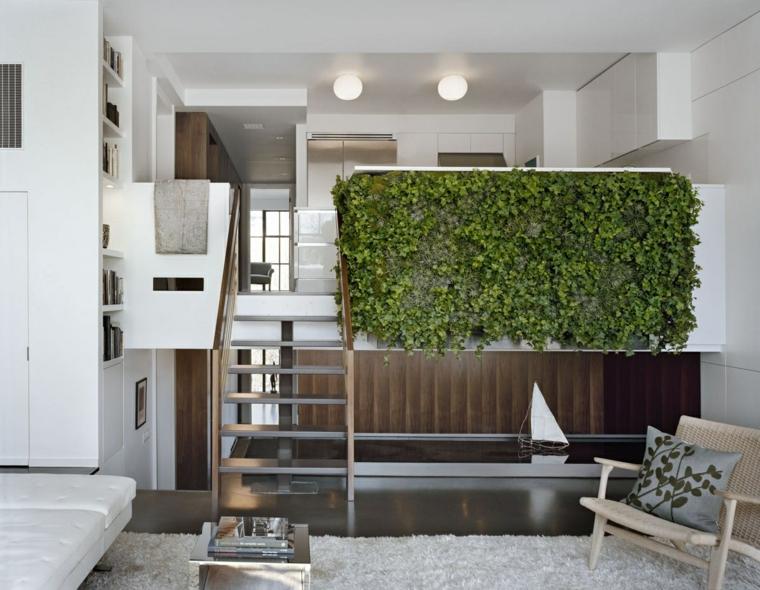 salon de jardin vertical