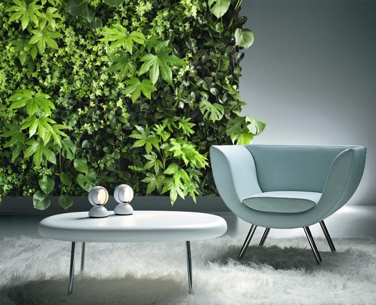 décoration intérieure jardins verticaux