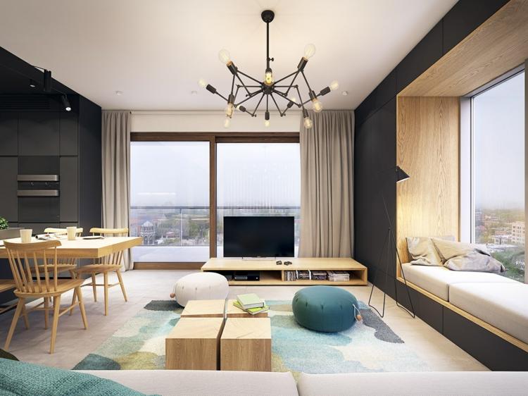 couleur turquoise fréquentes chambres noires