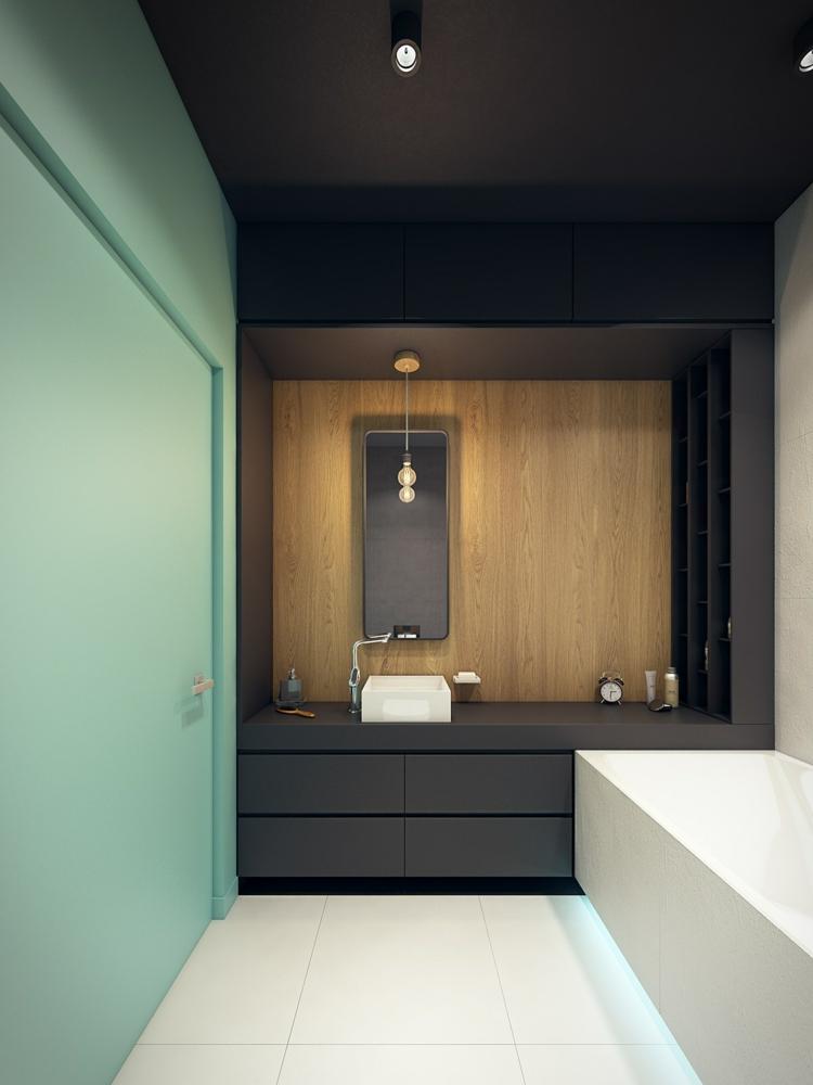 arrière-plans en bois chambres styles salle de bain