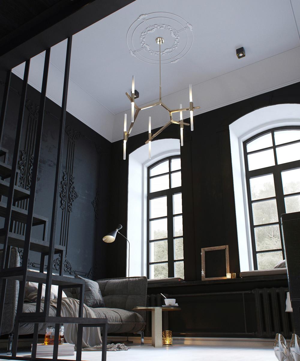 Conception d'appartement Tatiana Shishkina