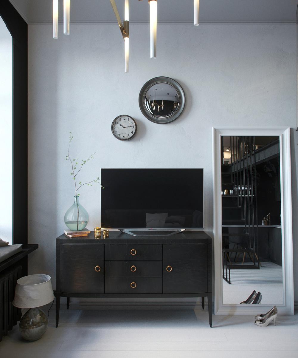 Appartement loft Tatiana Shishkina