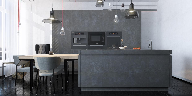 conception de plancher de grenier de ciment