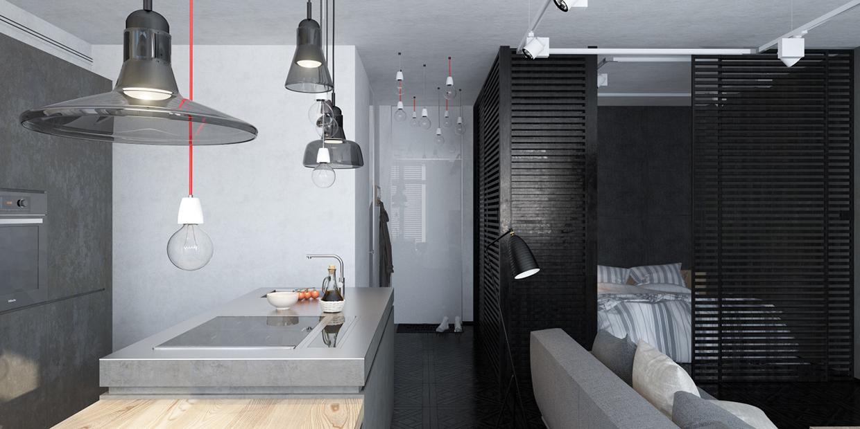 petite pièce mezzanine