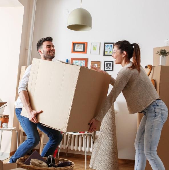 Comment organiser un déménagement rapide et facile étape par étape en déplaçant des boîtes