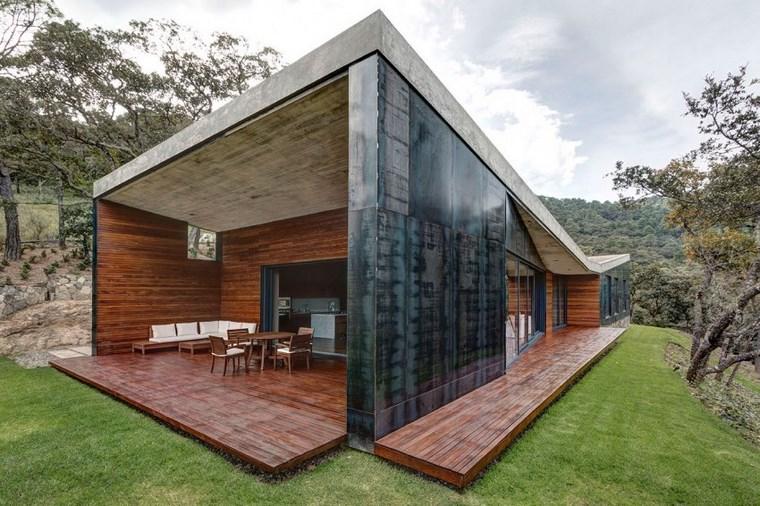 maison charme idées de plancher de bois ouvert