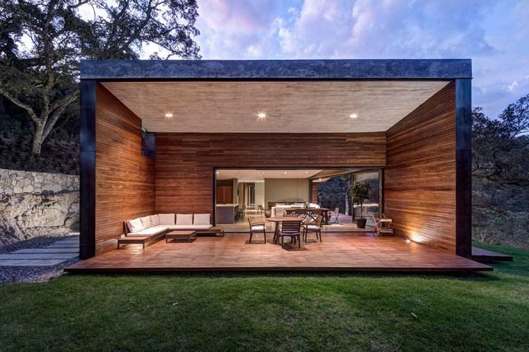 maisons charme open space idées originales