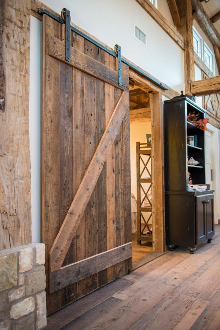 portes coulissantes design lanternes planchers salons