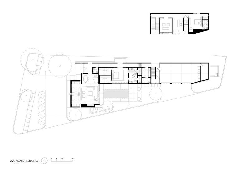 petites idées d'intérieur de plancher de plan de maison