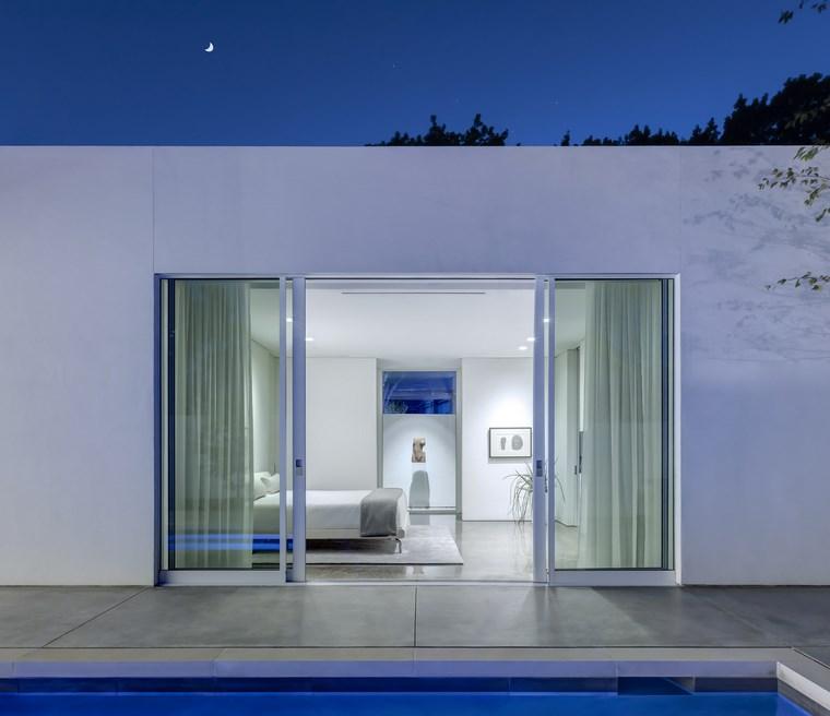 petite maison sortie terrasse piscine idées
