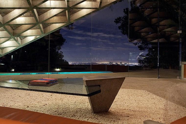 table basse hromigon idées de salon en verre