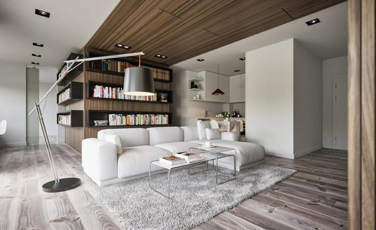 éclairage design salons portes bois chambres