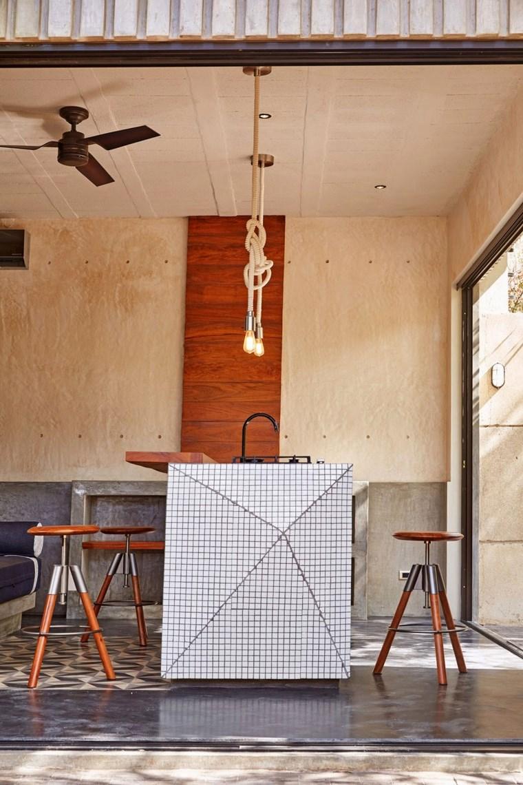 mexico maison design tabourets de cuisine idées de tabourets