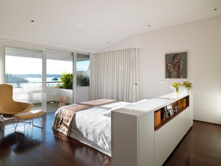Idées de chambre à coucher moderne