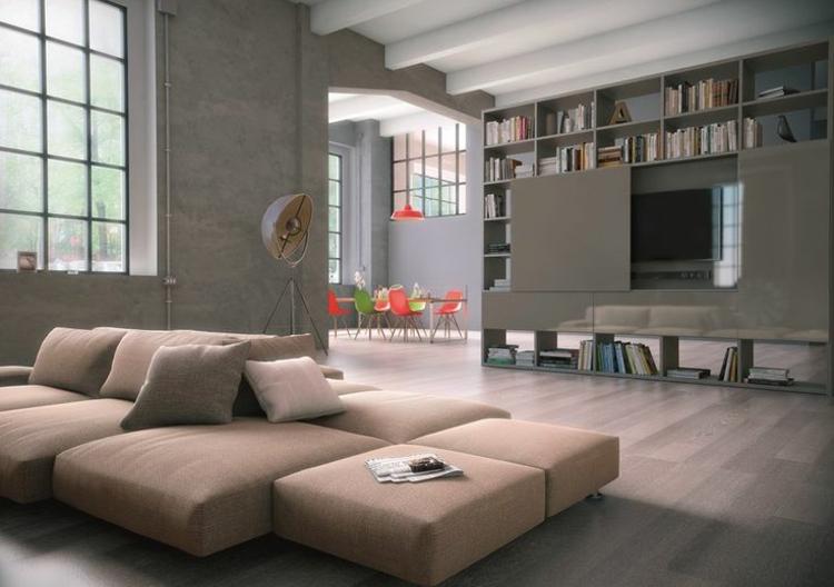 diviseur de pièce de meubles de télévision