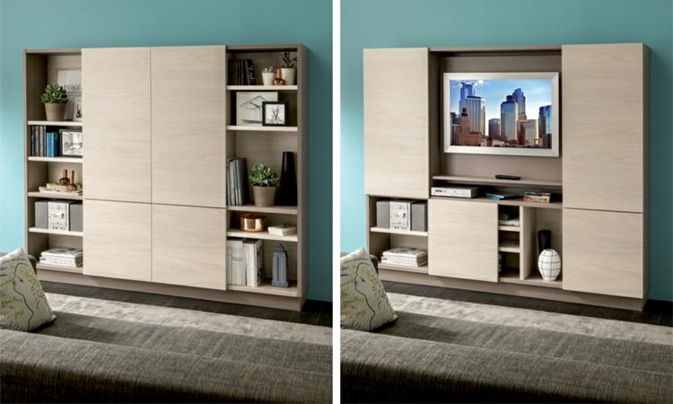 meubles de télévision de conception moderne