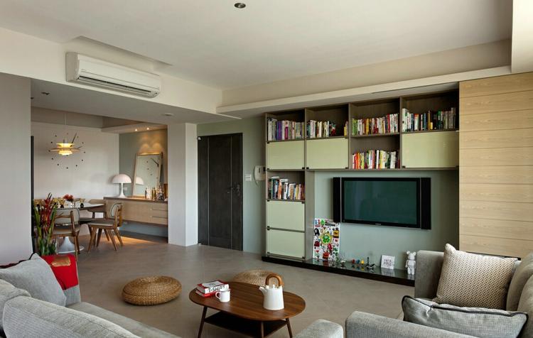 grand design de salon moderne