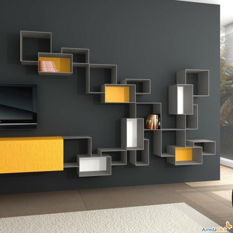 étagères modulaires super design