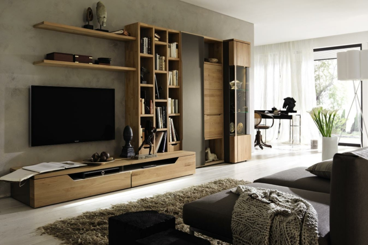 meubles de salon dessins originaux