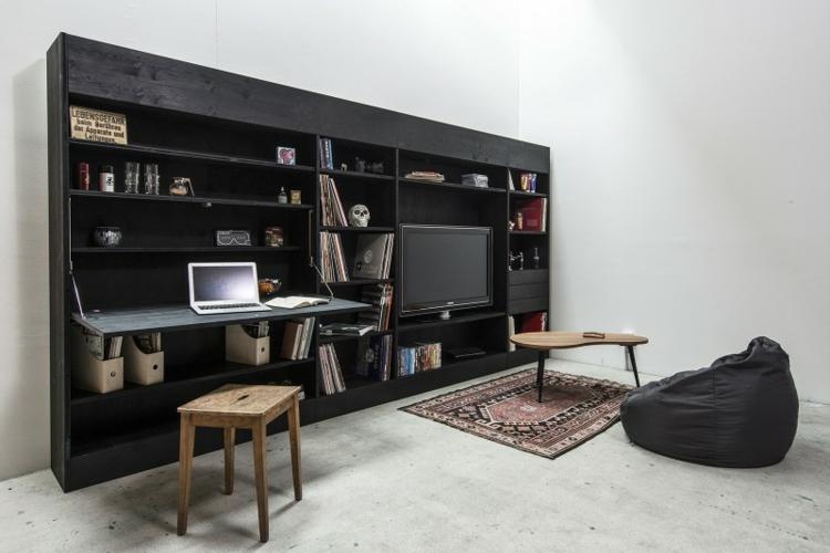meubles de salon TV design original