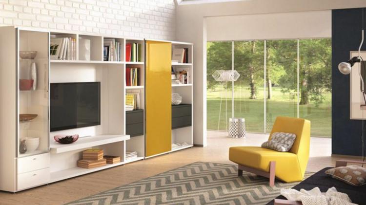 meuble tv de salon moderne