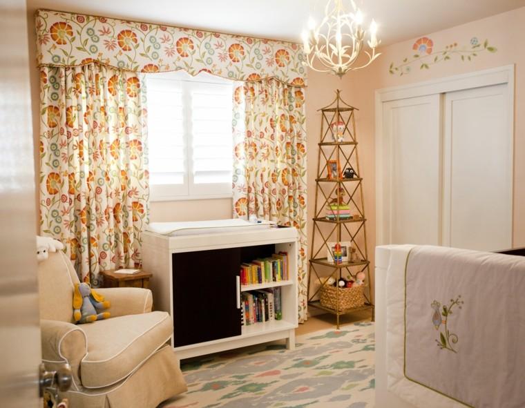 Idées de chambre à coucher avec fauteuil confortable couleurs claires modernes
