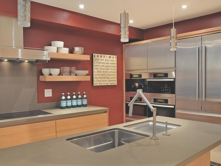 comment concevoir une cuisine moderne