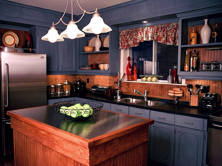comment concevoir un îlot de cuisine petites idées en bois