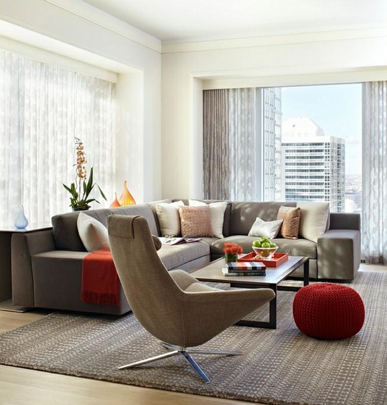 Mâle décoration canapé tapis fauteuil